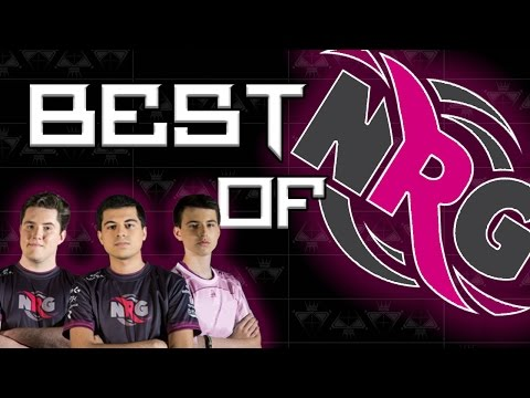 Best of NRG Esports! (Fireburner, Jacob & GarrettG) | Rocket League