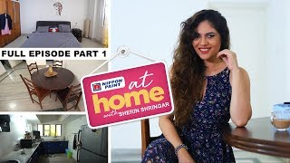 At home with Bigg Boss Sherin Shringar| I spend most of my time cooking | Part 1 | JFW Exclusive