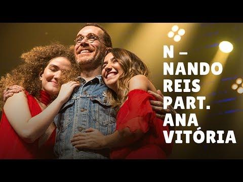 Nando Reis e ANAVITÓRIA - N Com Letra