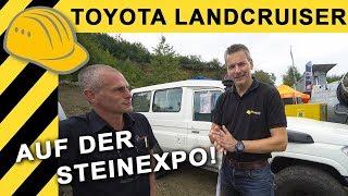 Toyota Landcruiser J7 - Last man standing? Offroad Urvieh im Kurzcheck | Steinexpo  | Bauforum24