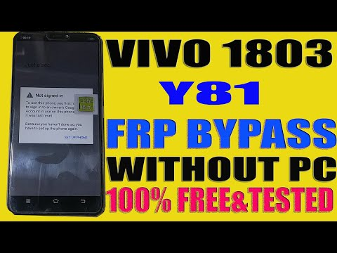 Miracle Frp not working Solution | Vivo Y81 Google Frp Solution New
