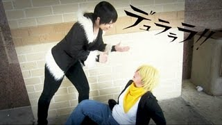 Kida lost his swag, his game.. his mojo. And who better to find it than Izaya? Like me on Facebook for cosplay updates / photo shoot pictures / more videos and ...