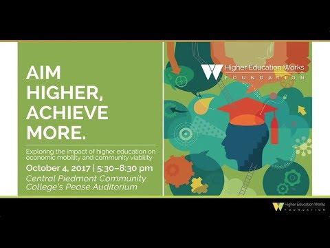 Aim Higher, Achieve More Education Forum