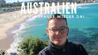 Weltreise Vlog #69 Nach langer Pause mal wieder ein Video (AUSTRALIEN)