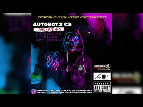 Download Autobots Mix Live Vol.6 2k21 - Dj Vinsc3 & Selecta Omy Canela Ft Terrible Evolution Corporation    🔥
