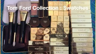 Tom Ford Makeup Collection with Swatches 2015 Thumbnail