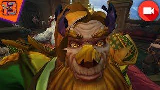 ✌ Хранитель мудрости с пустой головой - World of Warcraft ✌