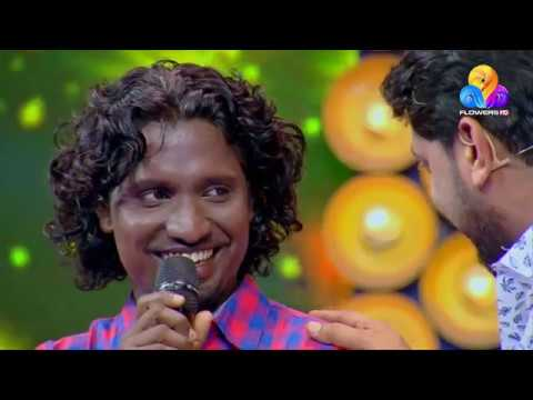 Flowers TV Comedy Utsavam Episode 398