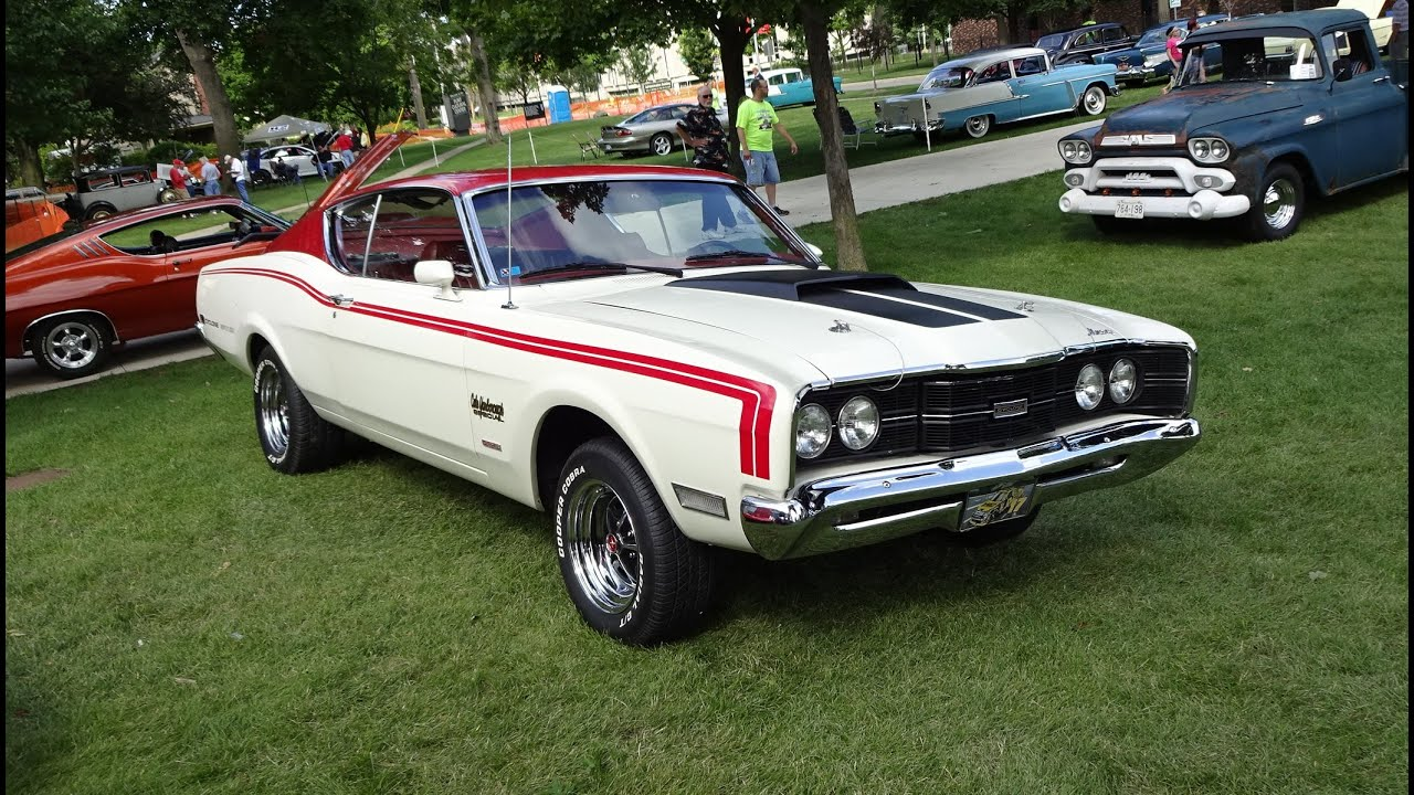 1969 Mercury Cyclone Spoiler Cale Yarborough Special 428 .html | Autos Weblog