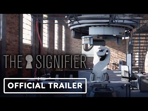 The Signifier - Official Announcement Trailer