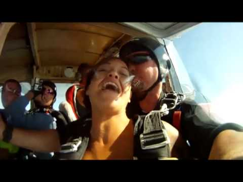 Saratoga Skydiving Adventures Video