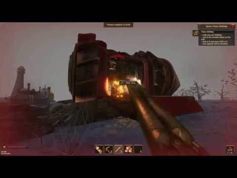 First gameplay Volcanoids / I got my very first Drillship  
