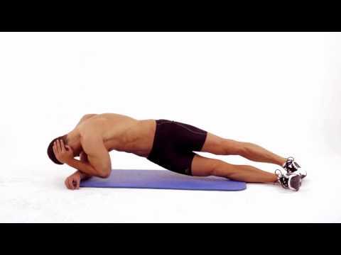 Los mejores ejercicios para fortalecer tus oblicuos