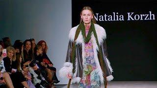 Natalia Korzh   Fall Winter 2019/2020 Full Fashion Show   Exclusive