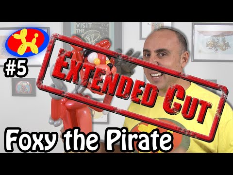 Foxy the Pirate FNAF EXTENDED #5