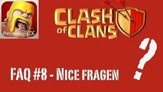 Clash of Clans: FAQ #8 - Nice Fragen!