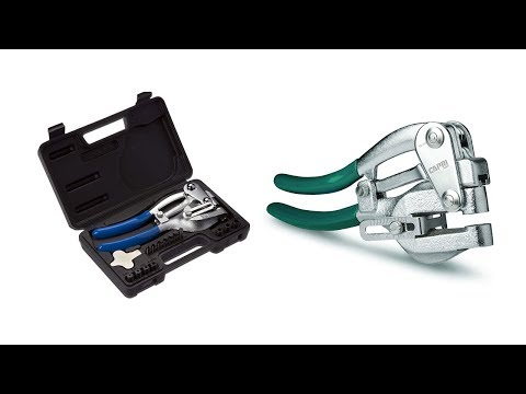5 Best Metal Hole Punches Reviews and Buying Guide