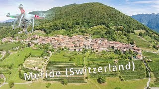 Meride (Switzerland) - Drone Video - Phantom 2 Vision Plus