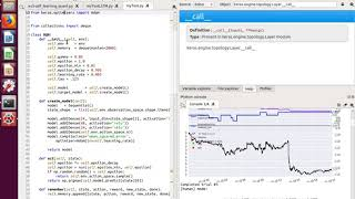 Tutorial: Deep Reinforcement Learning For Algorithmic Trading in Python