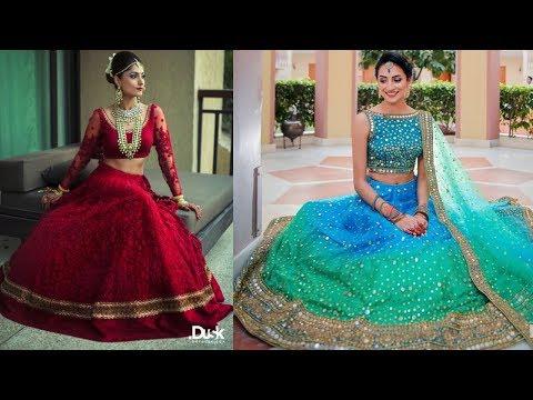 Unique Wedding Dress Designs 2018
