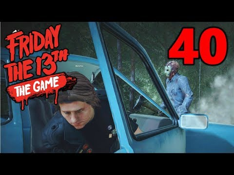 [40] 13,000 CP And Double EXP Weekend! (Let's Play Friday The 13th The Game)