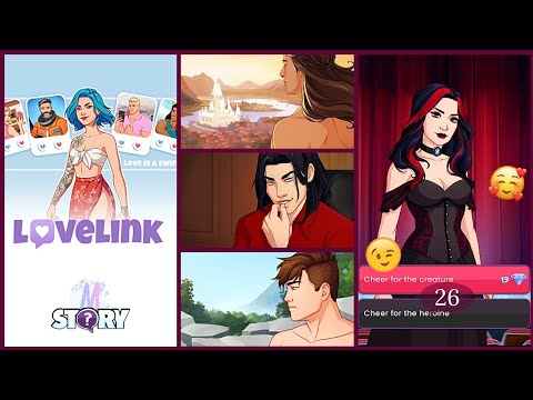 Movie DATE with VI 😘 | LoveLink 😍 | Vitoria #3 Jake #11 Tiros #12 | WYS? App (💎's w/ Voice-Over) from YouTube · Duration:  18 minutes 30 seconds