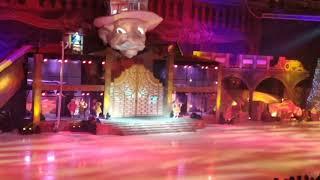 Фрагмент представления Щелкунчик и мышиный король, Авербух, 31.12.2018, Ледовая арена, Москва
