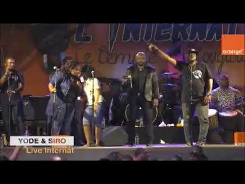 Yode & Siro - Concert Live Internat