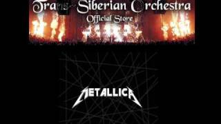 metallica tran siberian orchestra