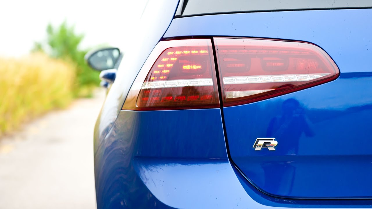 Golf R Mk7 Dynamic Turn Signals Youtube Audi A5 Led To Facelift Tail Lights Adaptor Wiring Automotive