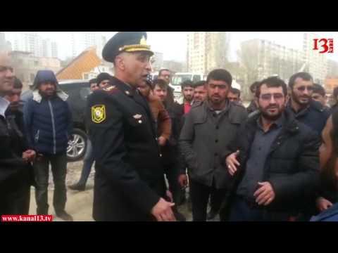 Prezident İlham Əliyev məscidin sökülməsi ilə bağlı yaranmış vəziyyətdən narahat olub