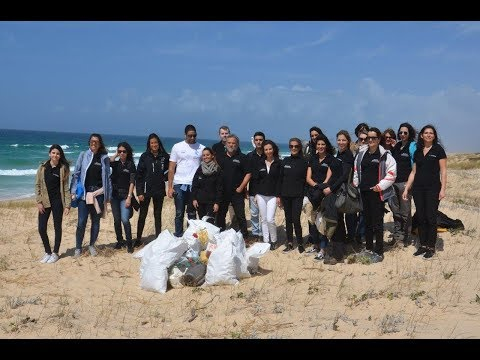 Mirpuri Foundation and Hi Fly Beach Clean Up
