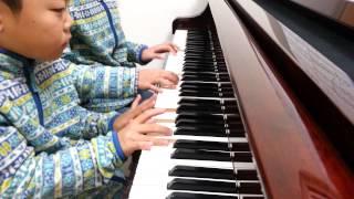 おおかみなんてこわくない ピアノ 連弾