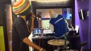Congo Natty Films live Band (REHEARSAL)