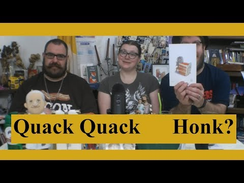 Quack Quack Honk, Thanks!!