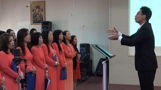 Kinh Thương Xót - Ca Đoàn Thánh Linh Perth TÂY ÚC 2013
