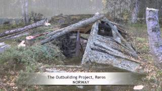 The Outbuilding Project, Roros, Norway