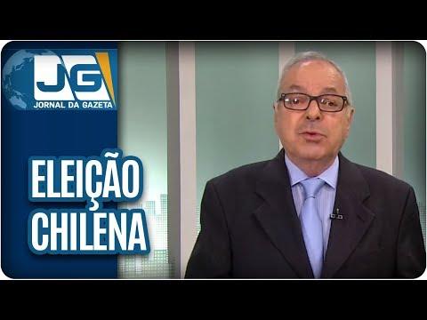 João Batista Natali/O que está em jogo na eleição chilena