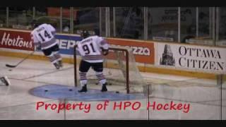 John Tavares 2008 Playoffs Warmup (OHL)