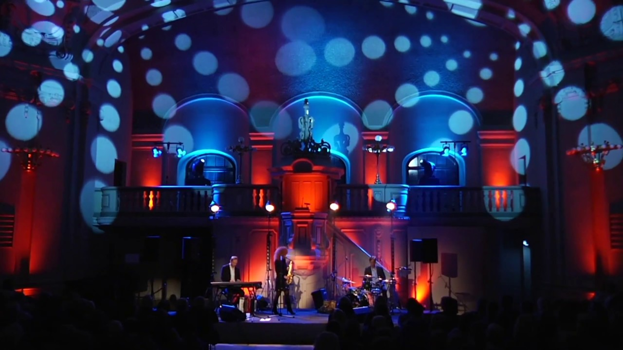 Tina Tandler Saxophon Verliebt Live In Berlin 2018 Youtube