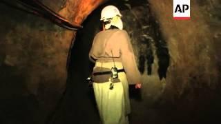 Going underground - the 'world's deepest' hotel