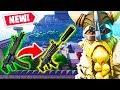 SCOPED REVOLVER GUNGAME in Fortnite CREATIVE MODE! - Fortnite Battle Royale
