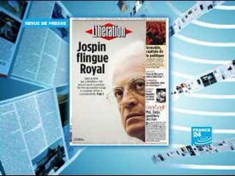 FRANCE24-FR-Revue de Presse-Iran