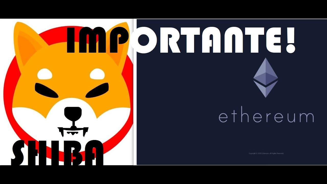 Invertite de Noticias:¡Cuidado con SHIB y ETH!¿Compramos Ethereum o Shiba Inu?