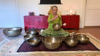 Bols Chantant Tibétains - Libérer les peurs