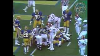 OU vs. University of Pittsburgh 1984