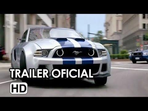 NEED FOR SPEED - Trailer HD Legendado (2014)