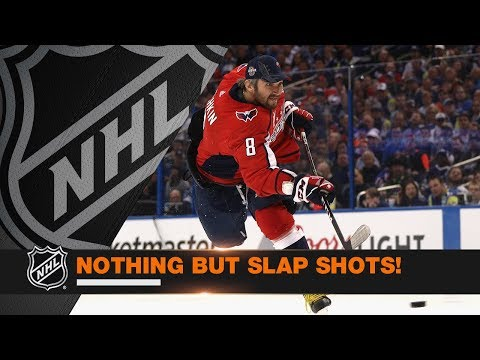 The Best Slap Shot Goals from Week 17