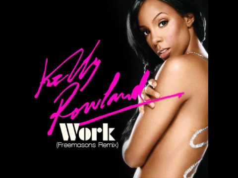 Kelly Rowland   Work male version mp3
