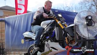 Wheelie machine 89605305050 Прокат Ярославль